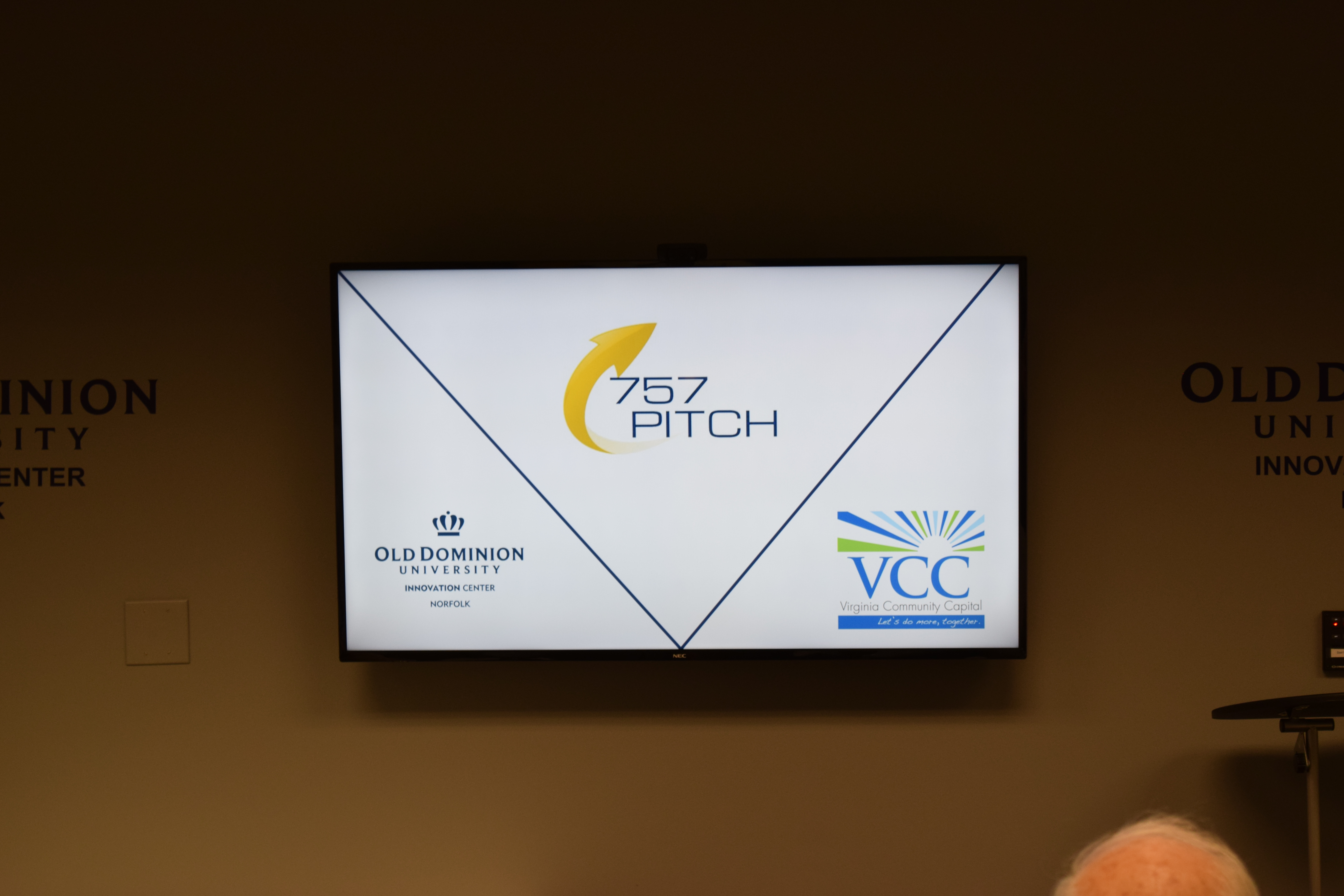 757Pitch sponsored by ODU CEI and Virginia Community Capital