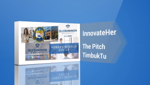 TimbukTu Family Entertainment Center Re-imagined 2017 InnovateHer Regional Pitch